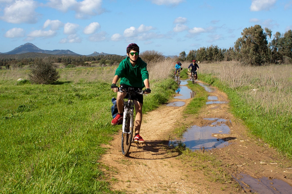 Alghero loop tour: cycling  in the country side