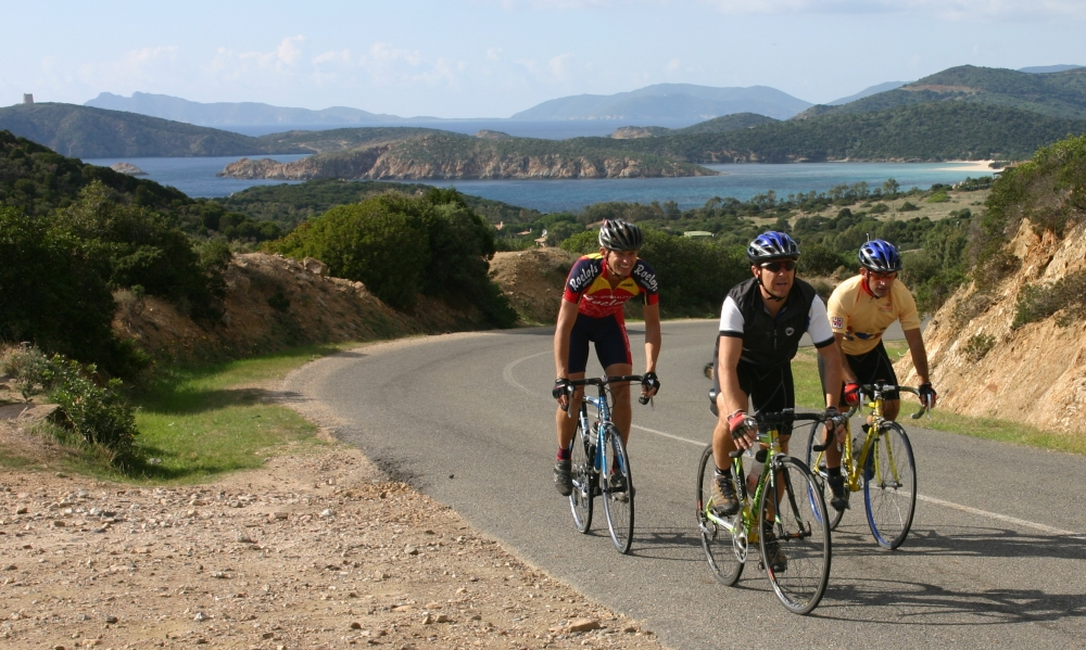 Cycling the Transardinia