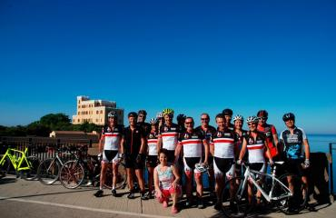 Guided tours Group cycling tour guided in Sardinia