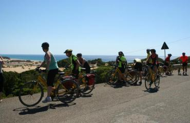 Alghero loop tour: cycling along the coast