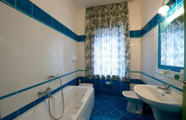 Hotel Cualbu Bathroom