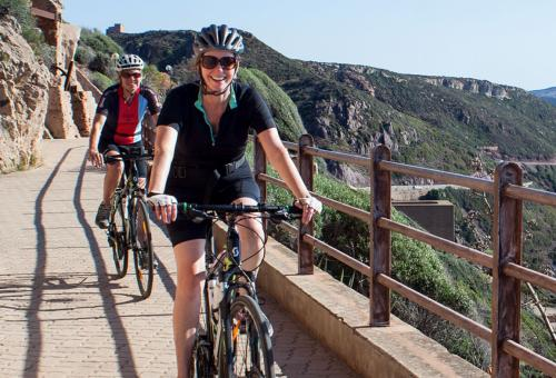 Bike trip Sardinia: Cycling in the west Sardinia coast