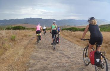 Cycling trip Sardinia: cycling in the country side