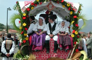 Sardinia Cycling Traditional festivals of Sardinia