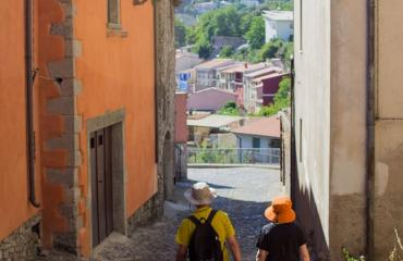 Hiking Sardinia: the village of Santu Lussurgiu