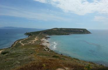 Cycling tour Sardinia: The Sinis Peninsula, San Marco cape