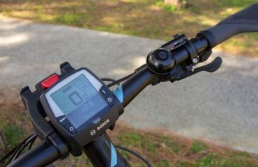 E-Bike Useful Computer display