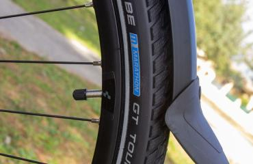 E-Bike Tires: Schwalbe Marathon Plus, antipuncture