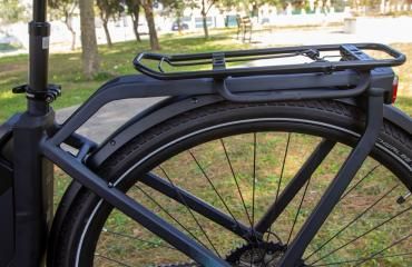 E-Bike Rigid Integrated Carrier 2.0