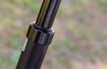 E-Bike Seat Tube suspension for comfortable cycling